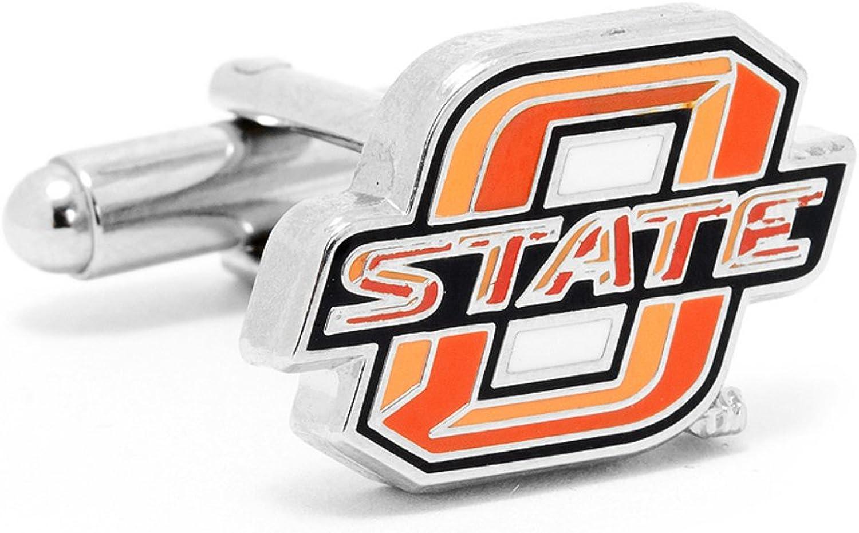 NCAA Oklahoma State Cowboys Cufflinks