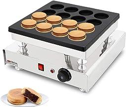 ALDKitchen Machine à gâteau Obanyaki | Commercial | 16 moules | Antiadhésif | 220V