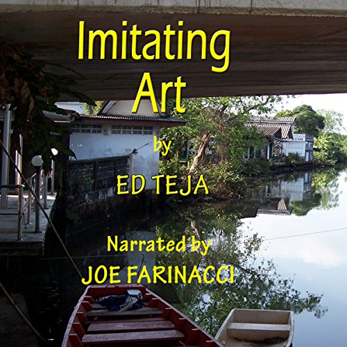 Imitating Art audiobook cover art