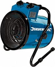 Silverline 300316 Calefactor Industrial, 2K W