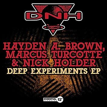 Deep Experiments EP