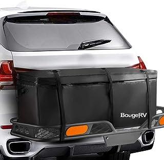 BougeRV Transporttasche für Anhängerkupplung, wasserdicht, regenfest, für Autos, LKWs, SUVs, Vans und Anhängerkupplungen, 121,9 x 50,8 x 56,9 cm (L x B x H)
