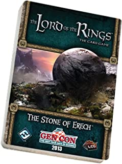 Fantasy Flight Games Lord of The Rings LCG: Stone of Erech Standalone Quest