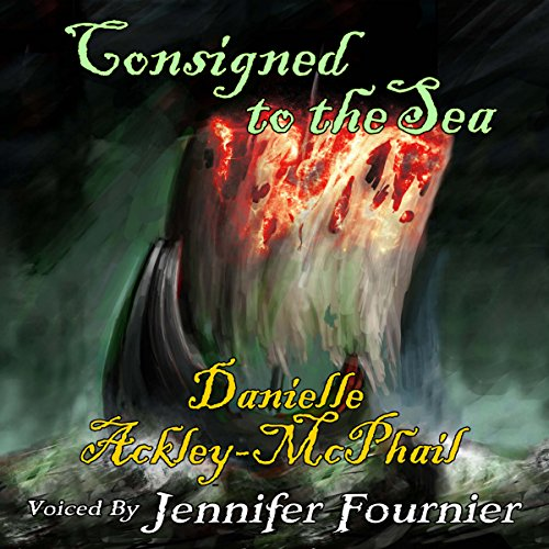 Consigned to the Sea audiobook cover art