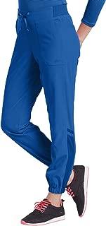 white cross uniform pants