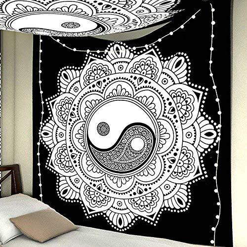 mmzki Tapestry Stampa casa arazzo Appeso a Parete Telo Mare Spiaggia Coperta 14 95x73