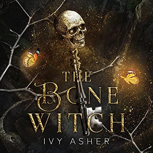 『The Bone Witch』のカバーアート