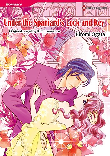 Under The Spaniard's Lock And Key: Harlequin comics (English Edition)