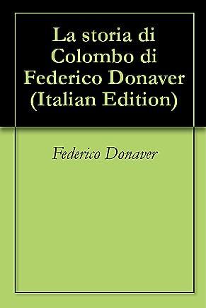 La storia di Colombo di Federico Donaver