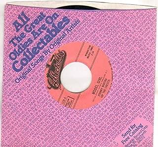 Johnny Maestro - Model Girl - 7 inch vinyl / 45