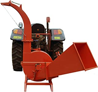 Samson Machinery PTO Tractor Driven 3 Point BX62S Wood Chipper Shredder 6.5