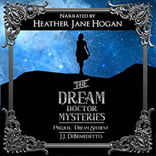 Dream Student audiobook cover art