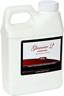 Glamour 2 is an Archival Print Varnish with a Water-Based Gloss Finish, Doesn't Yellow, is Quick-Drying, Provides UV Protection Perfect for Preserving Photographic Prints from Inkjet Printers - 1 Pint