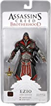 Best Assassins Creed 7-inch Brotherhood Ezio Hooded Action Figure (ebony) Review