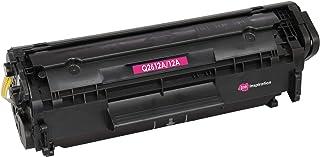 INK INSPIRATION® Premium Toner kompatibel für HP Q2612A 12A Laserjet 1010 1012 1015 1018 1020 1022 1022n 1022nw 3010 3015 3020 3030 3050 3052 3055 M1005 M1319f MFP | 2.000 Seiten