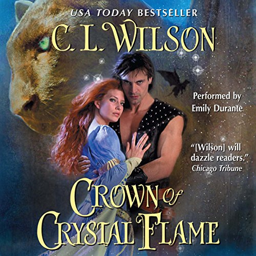 Crown of Crystal Flame audiobook cover art