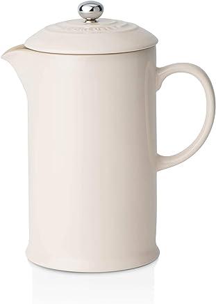 Preisvergleich für Le Creuset Steinzeug Kaffee-Bereiter, 0,8 L, mandel