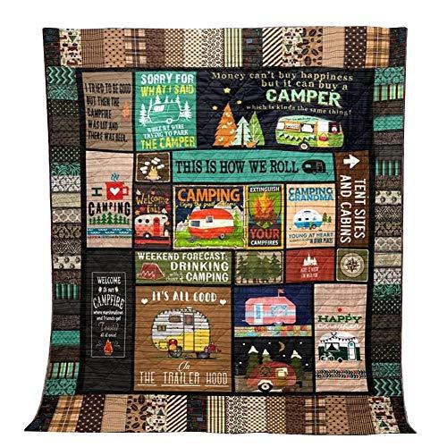 Polyester strand deken mat, multifunctionele strand mat handdoek yoga camping picknick bedrukt deken sprei wandtapijt deken mat