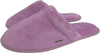 Womens Micro Terry Scuff Bathhouse Slipper
