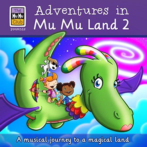 Adventures in Mu Mu Land cover art