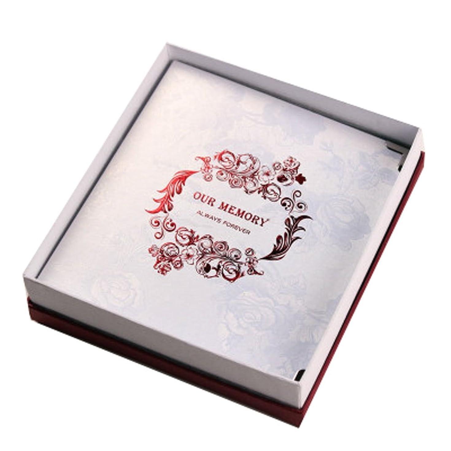 DRAGON SONIC Gift Box Upright Manual Diy Photo Album Creative Album Love Album-Our Memory
