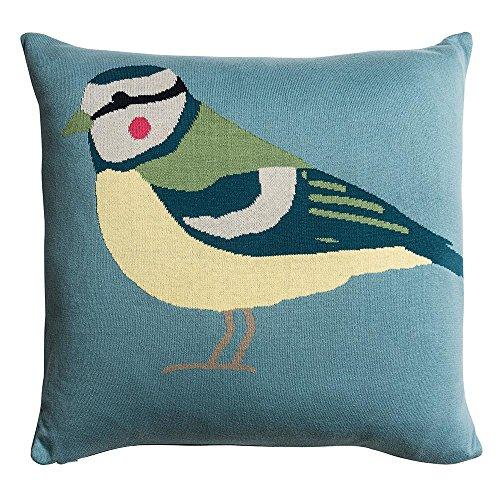 Sophie Allport Garden Birds Knitted Statement Cushion