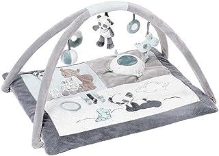 Nattou Playmat with Arches, Multicolour