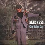Madness One Better Day Poster Slv UK 45 7' single +Picture Sleeve +Guns