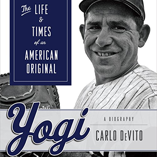 Yogi audiobook cover art