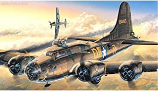 Academy 12495 1/72 B-17F Memphis Model Kit