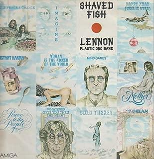John Lennon - Plastic Ono Band, The - Shaved Fish - AMIGA - 8 56 022