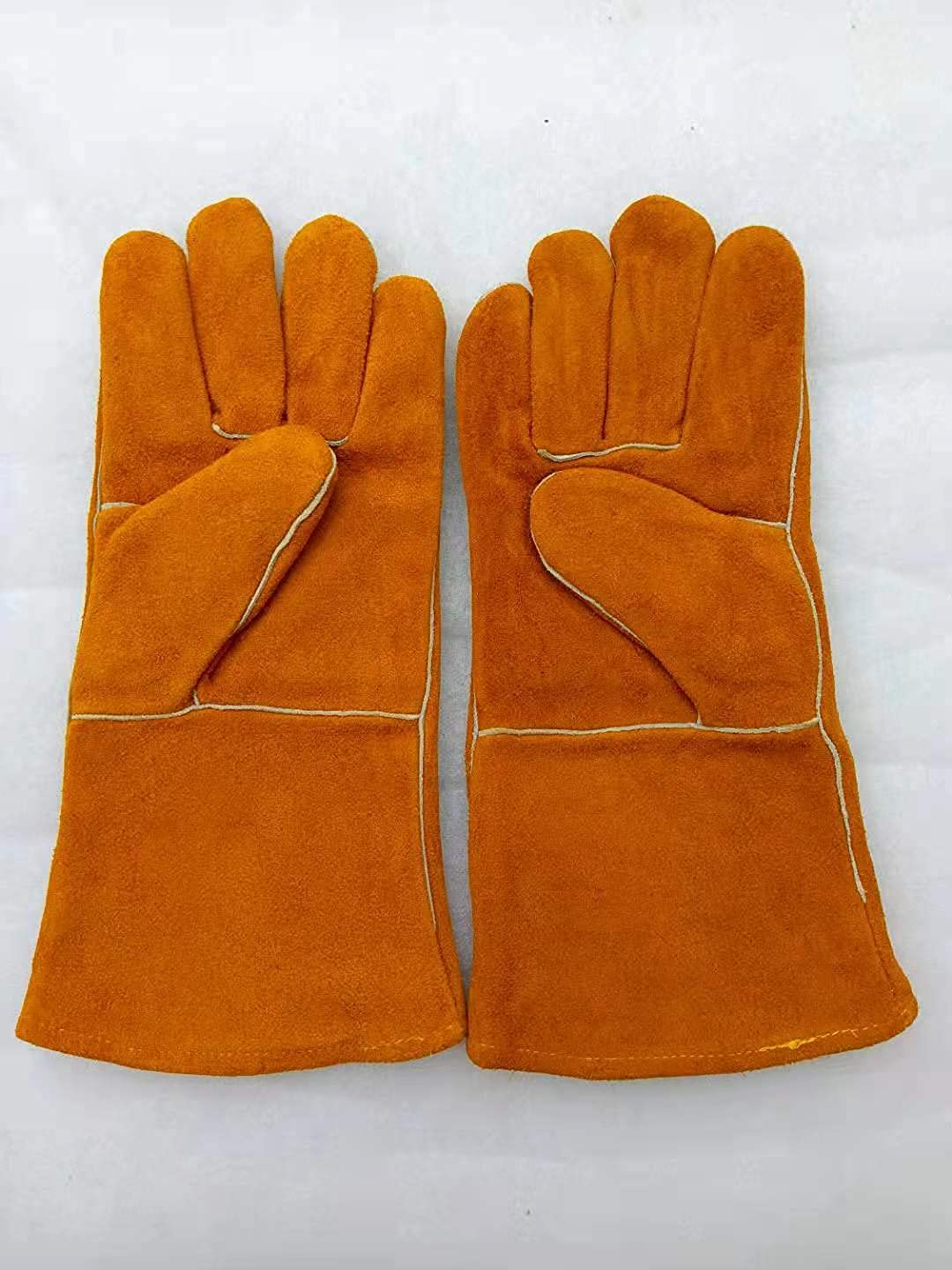 SZONTIME Welding Max 87% OFF A surprise price is realized Glove Wgy002 Long 14