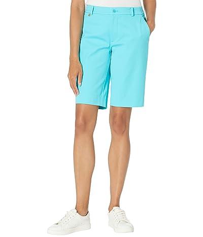 LAUREN Ralph Lauren Bi-Stretch Twill Shorts
