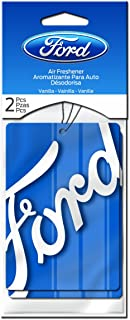 Plasticolor 005548R01 'Ford' Air Freshener, (Pack of 2)