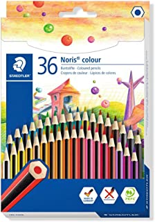 Noris Colour 185 C12 Colouring Pencil Pack Of 36