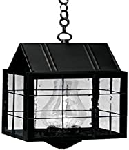 product image for Brass Traditions 312 SHDC Large Hanging Lantern 300 Series, Dark Antique Copper Finish 300 Series Hanging Lantern