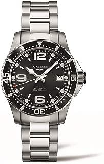 [ロンジン] 腕時計 ハイドロコンクエスト 自動巻き L3.741.4.56.6 メンズ 正規輸入品