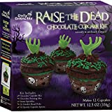 Crafty Cooking Kits Raise the Dead Cupcake Kit, Chocolate, 12.5 Ounce