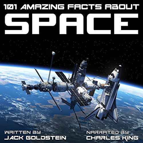 101 Amazing Facts About Space cover art
