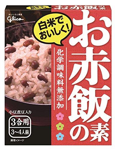 江崎グリコ お赤飯の素 200g