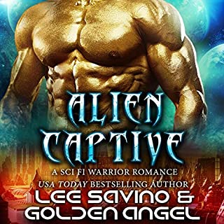 Alien Captive (A Sci Fi Warrior Romance) cover art