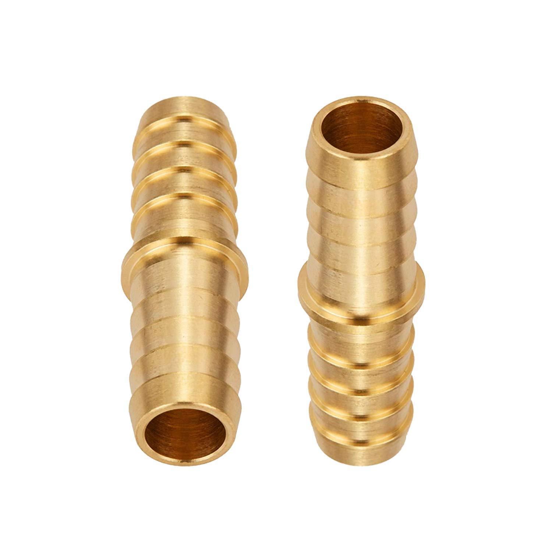 Brass Hose Barb Reducer, 1/2
