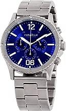 Caravelle New York Men's 43A116 Stainless Steel Bracelet Watch