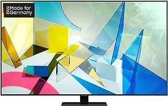 Samsung QLED 4K Q80T 189 cm (75 Zoll) (Quantum Prozessor 4K, Direct Full Array, Quantum..