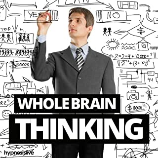Whole Brain Thinking Hypnosis cover art
