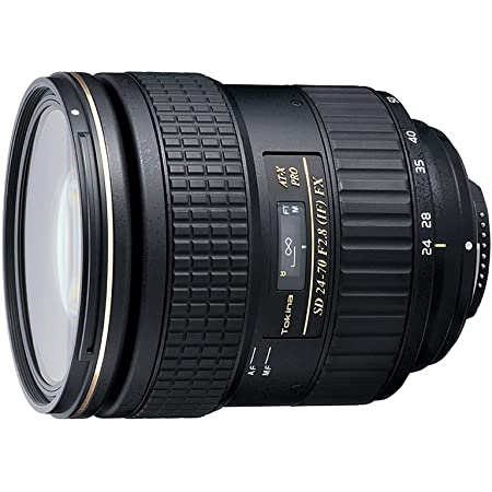 Tokina T5247003 At X 24 70 2 8 Pro Fx Objektive Für Kamera