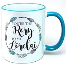 You're The Rory To My Lorelai Mug, 11oz White Coffee Mug, Tea Mug, plus sticker