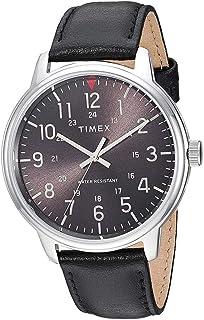 ساعة تايمكس الكلاسيكية للرجال 43 ملم