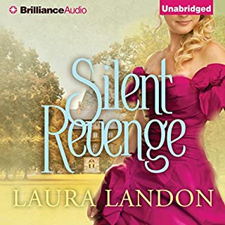 Silent Revenge audiobook cover art