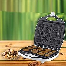LY-JFSZ Machines À Cupcakes Machines À Gaufres Et Croques, Machine À Gâteau, Plaques Antiadhésives Plaque De Grill Électri...